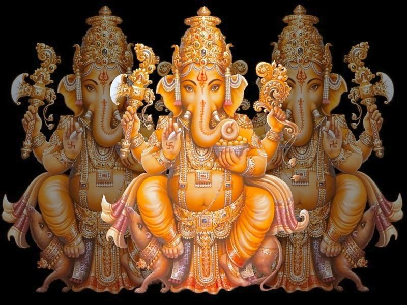 Ganesh Stotras Printerfriendly Pages